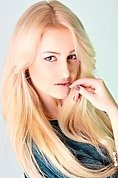 Ukrainian girl Irina,20 years old with brown eyes and blonde hair.