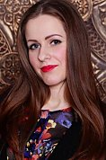 Ukrainian girl Olga,22 years old with grey eyes and light brown hair.