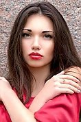Ukrainian girl Anna ,29 years old with green eyes and light brown hair.
