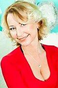 Ukrainian girl Natalia,47 years old with grey eyes and blonde hair.