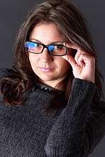 Ukrainian girl Marina,27 years old with brown eyes and light brown hair.