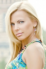 Ukrainian girl Tatyana ,31 years old with blue eyes and blonde hair.