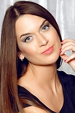 Ukrainian girl Irina,29 years old with blue eyes and light brown hair.