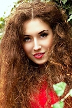 Ukrainian girl Anna,26 years old with hazel eyes and light brown hair.