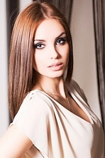 Ukrainian girl Nastia,21 years old with blue eyes and light brown hair.