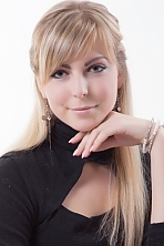Ukrainian girl Olga,20 years old with blue eyes and blonde hair.
