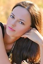 Ukrainian girl Alina,31 years old with brown eyes and dark brown hair.
