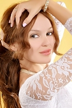 Ukrainian girl Larisa,34 years old with brown eyes and light brown hair.
