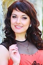 Ukrainian girl Svetlana,28 years old with brown eyes and dark brown hair.