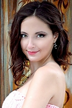 Ukrainian girl Tatyana,20 years old with green eyes and light brown hair.
