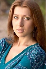 Ukrainian girl Nadezhda,25 years old with brown eyes and dark brown hair.