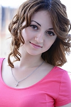 Ukrainian girl Ingrida,21 years old with brown eyes and light brown hair.
