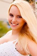 Ukrainian girl Valeriya,20 years old with brown eyes and blonde hair.