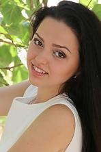 girl Evgeniya, years old with  eyes and  hair.