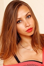 Ukrainian girl Natalia,22 years old with brown eyes and light brown hair.