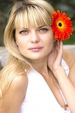 Ukrainian girl Lyudmila,31 years old with grey eyes and blonde hair.