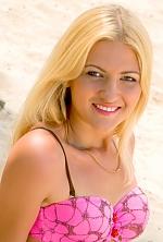 Ukrainian girl Vladislava,26 years old with grey eyes and blonde hair.