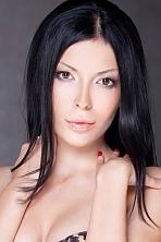 Ukrainian girl Vladislava,19 years old with brown eyes and black hair.