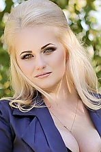 Ukrainian girl Alla,25 years old with green eyes and blonde hair.