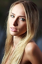 Ukrainian girl Angelina,21 years old with blue eyes and blonde hair.