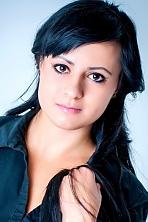 Ukrainian girl Olesya,21 years old with brown eyes and dark brown hair.