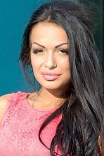 Ukrainian girl Aleksandra,19 years old with brown eyes and dark brown hair.