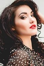 Ukrainian girl Christina,20 years old with hazel eyes and dark brown hair.