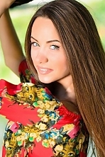 Ukrainian girl Irina,19 years old with brown eyes and light brown hair.
