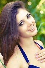 Ukrainian girl Irina,25 years old with black eyes and black hair.
