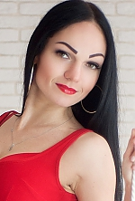 Ukrainian girl Katerina,28 years old with brown eyes and black hair.