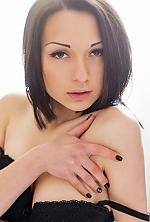 Ukrainian girl Yanessa,19 years old with brown eyes and dark brown hair.