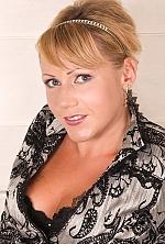 Ukrainian girl Irina,36 years old with blue eyes and blonde hair.