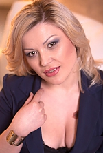 Ukrainian girl Lolita,23 years old with brown eyes and blonde hair.