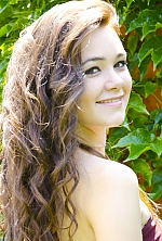 Ukrainian girl Alexandra,21 years old with green eyes and light brown hair.