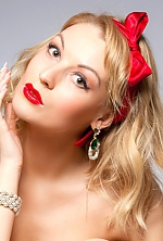 Ukrainian girl Maria,28 years old with hazel eyes and blonde hair.