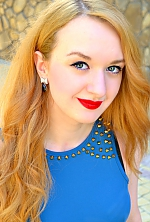 Ukrainian girl Ludmila,20 years old with grey eyes and blonde hair.