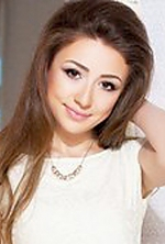 Ukrainian girl Valentina,18 years old with brown eyes and light brown hair.