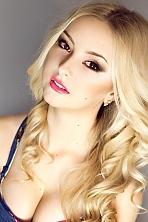 Ukrainian girl Valeriya,22 years old with black eyes and blonde hair.