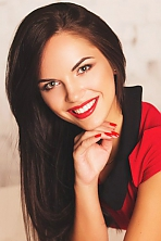 Ukrainian girl Maria,23 years old with green eyes and light brown hair.