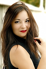Ukrainian girl Karina,29 years old with brown eyes and dark brown hair.