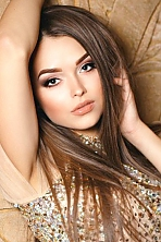 Ukrainian girl Katerina,18 years old with blue eyes and light brown hair.
