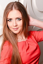Ukrainian girl Inna,21 years old with green eyes and light brown hair.