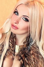 Ukrainian girl Anastasiya,27 years old with blue eyes and blonde hair.