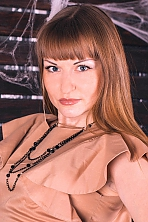 Ukrainian girl Irina,34 years old with brown eyes and light brown hair.