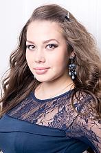 Ukrainian girl Anastasia,21 years old with green eyes and dark brown hair.