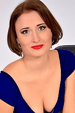 Ukrainian girl Zhanna,29 years old with green eyes and light brown hair.