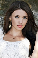 Ukrainian girl Julia,22 years old with blue eyes and light brown hair.