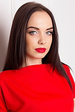 Ukrainian girl Valeriya,19 years old with black eyes and black hair.