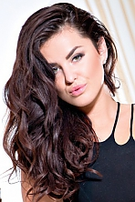 Ukrainian girl Irina,29 years old with green eyes and dark brown hair.