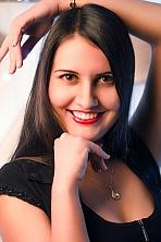 Ukrainian girl Helena,27 years old with brown eyes and dark brown hair.